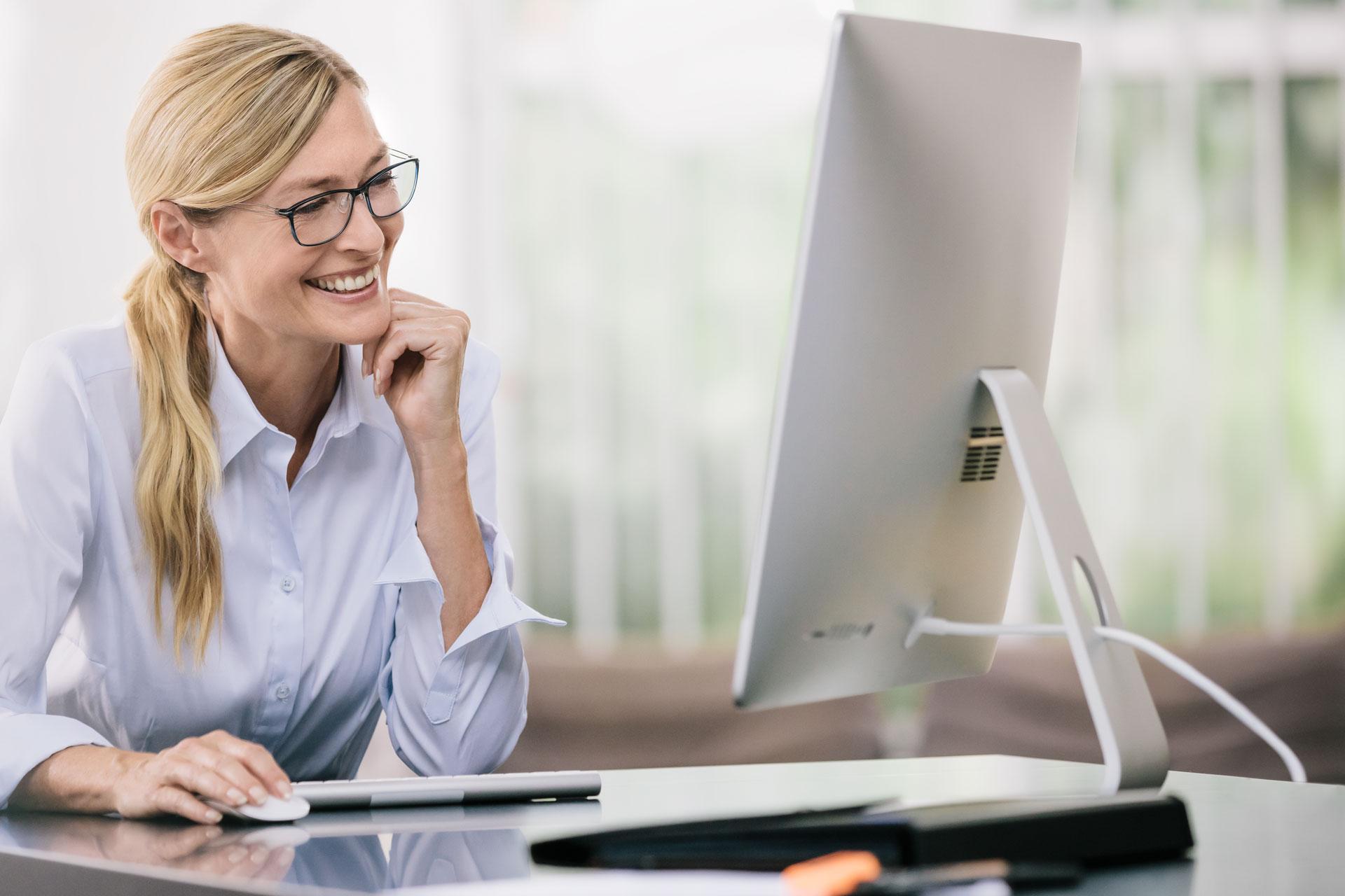 szemüveg a látáshoz és a számítógéphez